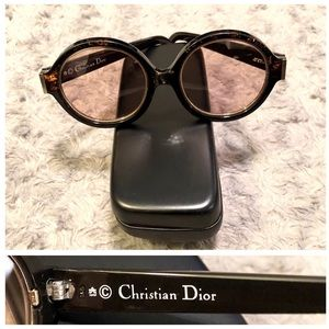 Authentic vintage Christian Dior #2446-80